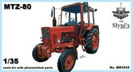 МТЗ-80 трактор