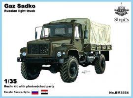 Gaz Sadko light truck, 1/35