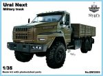 Ural Next Military truck, 1/35