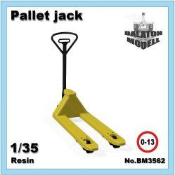 Pallet jack, 1/35