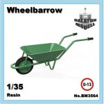 Wheelbarrow, 1/35