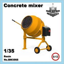 Concrete mixer, 1/35
