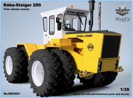 Rába 250 twin wheels version, 1/35