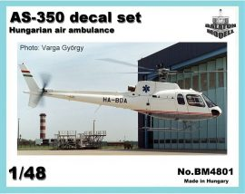 AS-350 air ambulance HUN, 1/48