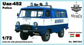 Уаз-452 полиция