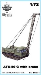 ATS-59G with crane