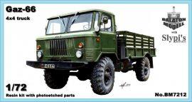 Газ-66 легкий грузовик