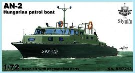 AN-2 patrol boat, 1/72