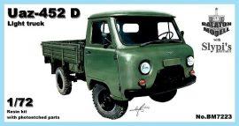 Uaz-452 D könnyű teherautó