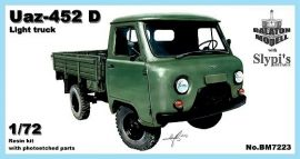 УАЗ-452 D легкий грузовик