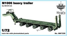 M1000 heavy trailer