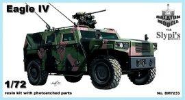Eagle IV, 4x4 páncélozott jármű