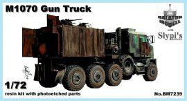 """M1070 """"gun truck"""""""