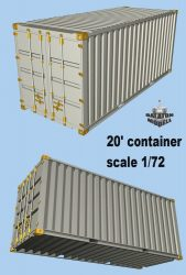 20' контейнер