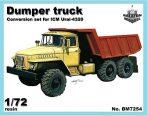 Dumper truck conversion set 1/72
