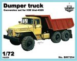 Dumper truck conversion set 1/72