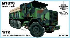 M1070 dumper truck, 1/72