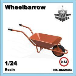Wheelbarrow, 1/24