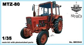 MTZ-80 traktor