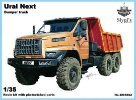 Ural Next dumper truck, 1/35