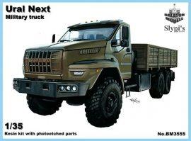 Ural Next Military truck, 1/35