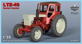 LTZ-40 tractor, 1/35
