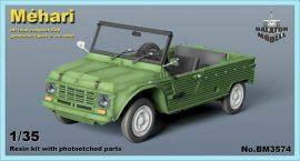 Méhari off-road compact SUV, 1/35