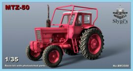 MTZ-50, 1/35 Coming soon!