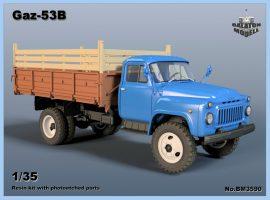 Gaz-53B, 1/35
