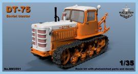 ДT-74 Трактор, 1/35