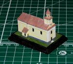 Church of Balaton, 1:400