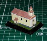 Balaton (Heves megye) temploma, 1:400