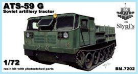 ATSz-59 tüzérségi vontató