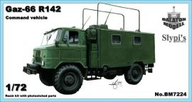 Газ-66 R142