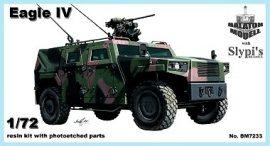Eagle IV 4x4 armoured vehicle