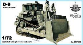 D-9 R бульдозер США Армия