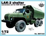 ЛАК-2 кунг для ICM Урал модели