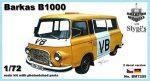 Barkas B1000 1/72