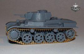 Toldi vagy Stridsvagn l-60 lánctalp készlet IBG 1/72 maketthez