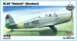 M25 Nebulo, Hungarian trainer aircraft, 1/72