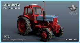 MTZ-80/82 early type, 1/72